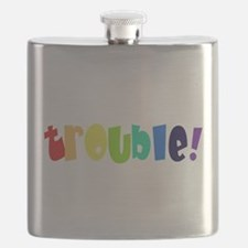Trouble! Flask