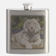 White Tiger 9 Flask