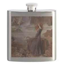 Miranda and the Tempest Flask