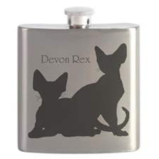 Devon Silhouette Flask