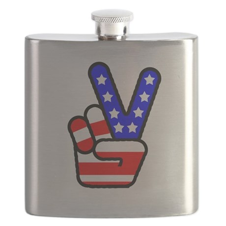 PeaceHand Flask