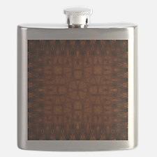 Vintage Copper Flask
