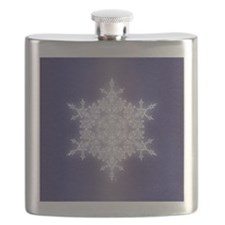 Astral Snowflake Flask