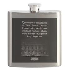 Paris Opera House Flask