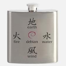 Elements of Debian Flask