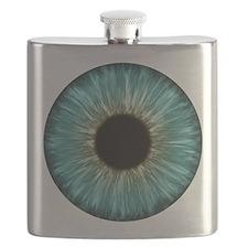 Weird Eye Flask