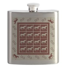 Red FX Trotter Flask