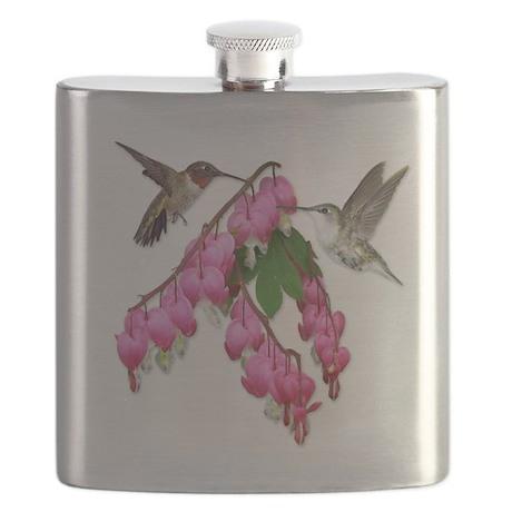 Flying Jewels Flask