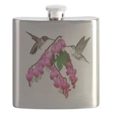 Flying Jewels Flask