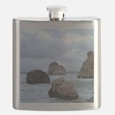 Aphrodite's Rocks Flask