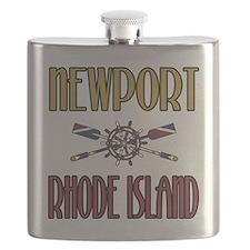 Newport RI Flask