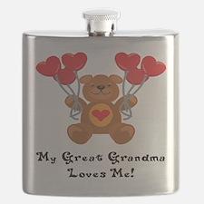 My Great Grandma Loves Me! Flask