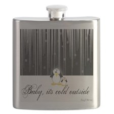 Baby, It's Cold Outside Flask