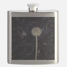 Dandelion Puff Flask