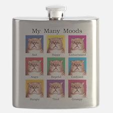 Many Moods Flask