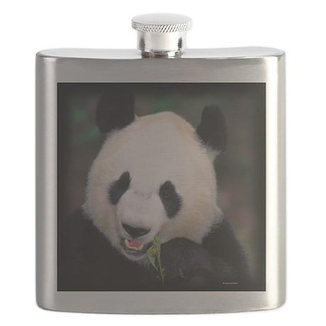 Giant Panda Flask
