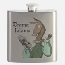 Drama Llama Flask