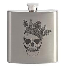 Skull King Flask