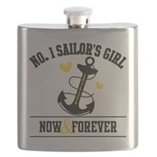 No. 1 Sailor's Girl Flask