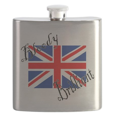 Bloody Brilliant Flask