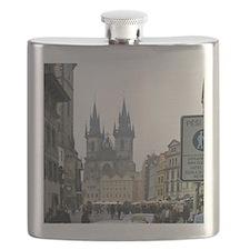 Prague old city Flask