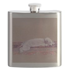 Bedlington-Sweet Dreams Flask