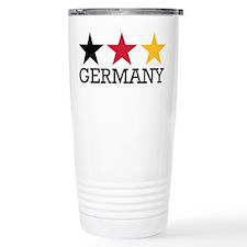 Germany stars flag Travel Mug