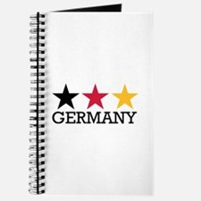 Germany stars flag Journal