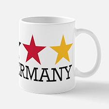 Germany stars flag Mug
