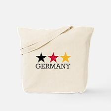Germany stars flag Tote Bag