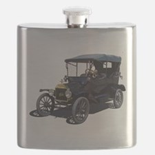 Cute Model t ford Flask