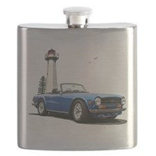 Unique Car race Flask