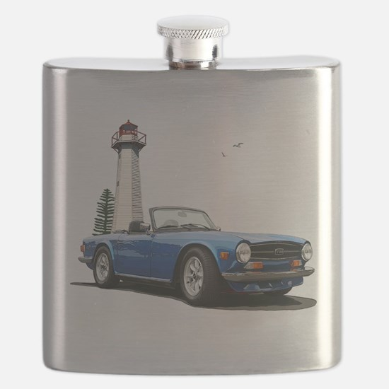 Cute Automobile Flask
