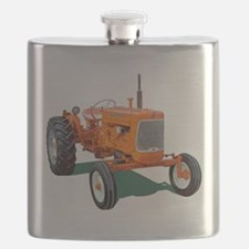 Funny Allis chalmers Flask