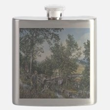 Confederate Army Flask