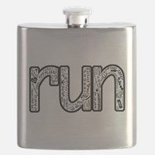 Cute Funny marathon Flask