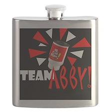 Team Abby Flask