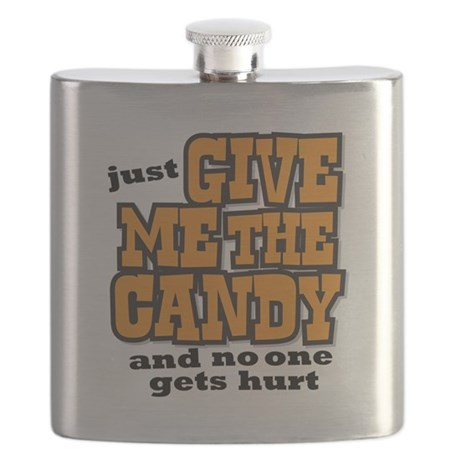 Give Me The Candy Flask