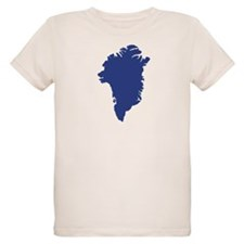 Greenland map T-Shirt