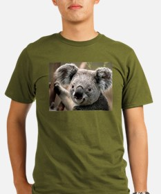 koala Organic Men's T-Shirt (dark)