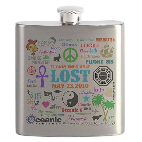 LOST Memories Flask