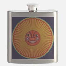 Huicho String Art Flask