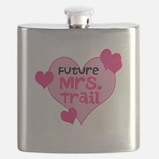 Unique Bridal shower Flask