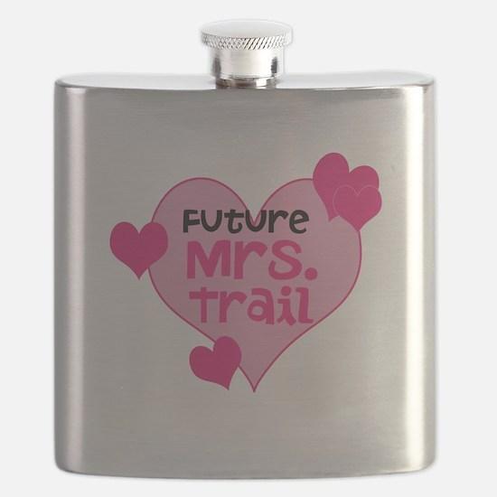 Unique Engagement Flask
