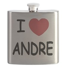 I heart Andre Flask