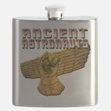Ancient Astro Wings Flask