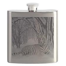 Cute Tigers Flask