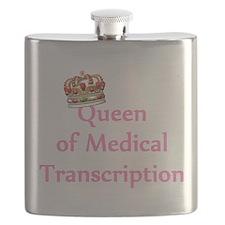 Medical Transcription Flask