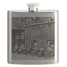 Motorcycle Flask