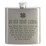 Irish Flask Bottles